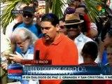Gran movilización en defensa de la educación pública en Puerto Rico