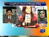 Asma Shirazi Condemn Attack On Geo News Anchor Sana Mirza-Geo Reports-15 Dec 2014
