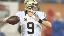 Drew Brees Leads Saints Past Bears