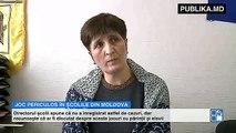 ALERTĂ în şcolile din R. Moldova. Mai mulţi elevi practică jocuri periculoase, prezentate şi de unele canale ruseşti şi ucrainene