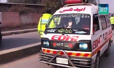Militant siege of Peshawar school ends, 141 killed