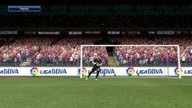 PES 15 RONALDO wonderful goals cr7 goal incredibili di CR7 su pes 15