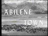 1946 - Abilene Town - Randolph Scott; Ann Dvorak; Edgar Buchannon
