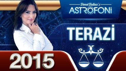 TERAZİ Burcu 2015 genel astroloji ve burç yorumu videosu