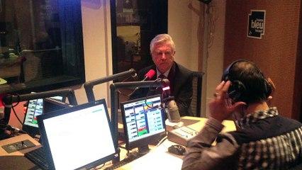 Interview sur France Bleu Hérault - 15/12/2014