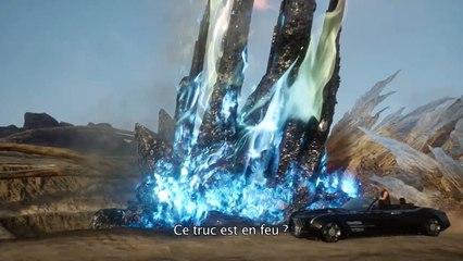 FINAL FANTASY XV TGS 2014 - Doublage Anglais de Final Fantasy XV