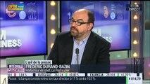"""""""Le PEA, c'est un peu le havre de paix"""": Frédéric Durand-Bazin - 16/12"""