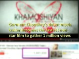 Gurmeet Choudhry's debut movie trailer becomes the fastest non-star film to gather 1 million views