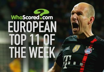 European Best XI of the Week (16/12/14)