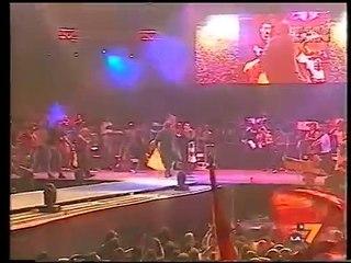 Grazie Roma - Antonello Venditti - Circo Massimo 2001 - Festa Scudetto