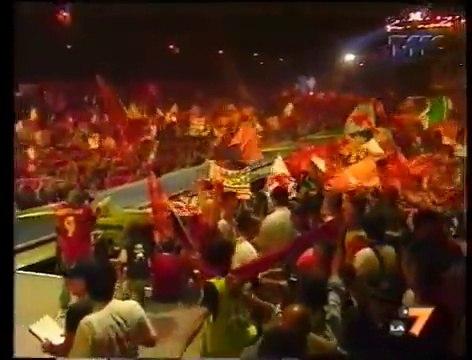 Roma Roma - Antonello Venditti - Circo Massimo 2001 - Festa Scudetto