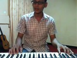 Piano songs, khmer piano song to learn, study piano melody, piano lesson songs