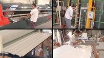 Entreprise Gaudissard à Aigrefeuille-d'Aunis : fabrication, vente demenuiseries en PVC et aluminium