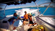 Rent a boat Cozumel - El Cielo #cozumel