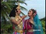 Radha Krishna Lila | Gagane Krishna Megh Dole | Krishna Bhakti Geeti