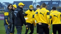 Hecking wary of wounded Dortmund