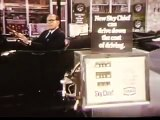 VINTAGE JACK BENNY TEXACO AD HELL FREEZING OVER MOMENT ~ JACK BENNY BUYS 2 GALLONS OF GAS