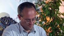 Chapiteau du Livre 2012 à Saint-Cyr-sur-Loire : Alexandre Maral
