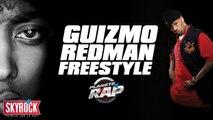 Freestyle de Guizmo et RedMan en live dans Planète Rap