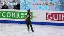Javier Fernandez - SP - GPF 2014