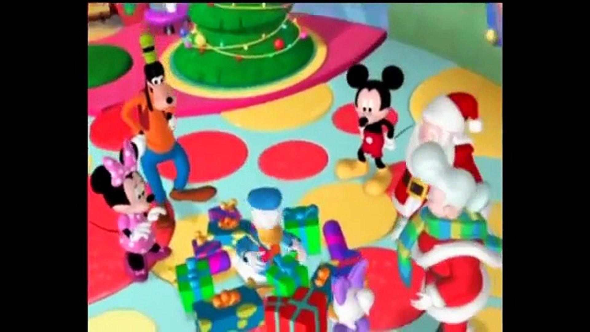 La Maison De Mickey A La Rescousse Du Pere Noel Special Père Noel