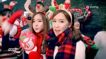 Pops in Seoul Ep2794C1 Crayon Pop, K-MUCH, Bob Girls and ZanZan (Love Christmas)