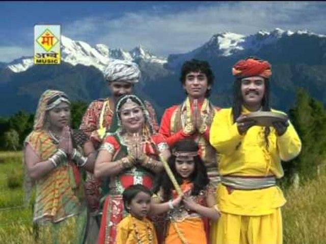 Sampurna Krishna Baal Leela Part 3   Rajasthani Bhajan 2014   Shree Krishna Song   Godialy.com