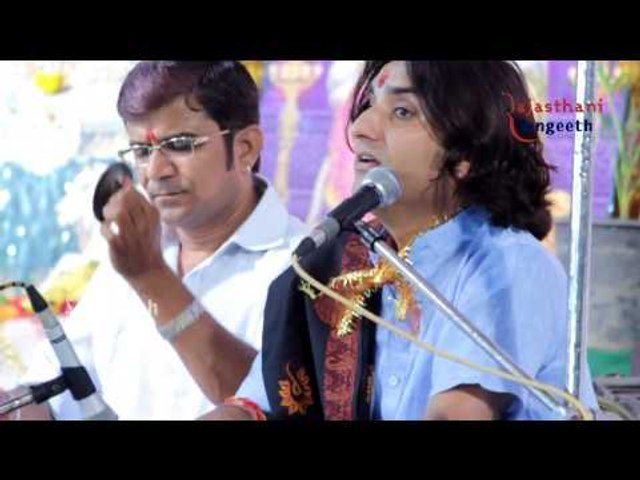 Rajasthani Superhit Nonstop Bhajan By Prakash Mali | New HD Video Song | Prakash Mali Live Bhajan