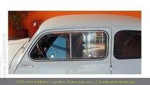 CAMPOBASSO, TERMOLI   FIAT  600 CC 633 ALIMENTAZIONE BENZINA
