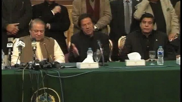 Dunya News - Would join Imran Khan on container if I didn't have to visit wounded children: PM Nawaz
