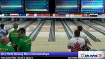 The INCREDIBLE bowling strike that wasn't_really a strike