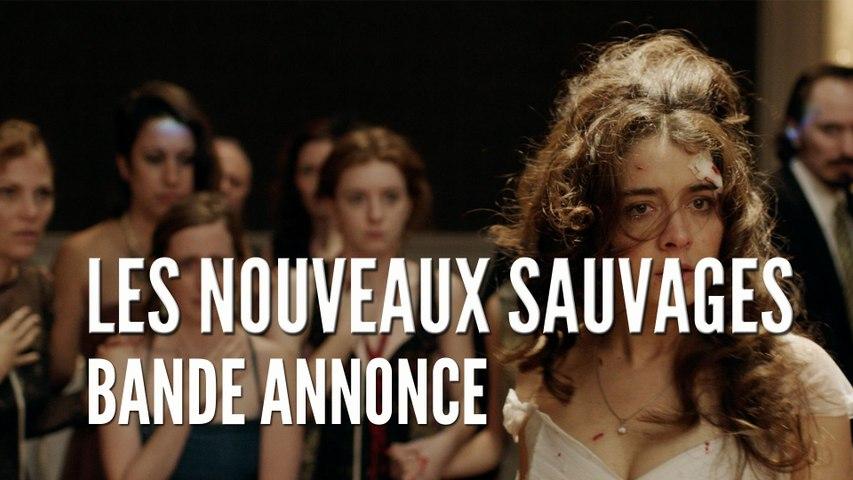 Les Nouveaux Sauvages (Relatos Salvajes) Bande Annonce VOST