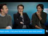 Interview : Comment tuer son boss 2 ? avec Jason Sudeikis, Charlie Day & Jason Bateman