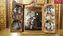 Les incroyables trésors de l'Histoire : le triptyque de deuil de Catherine de Médicis