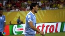 Luis Suarez - Best Skills & Goals For Uruguay - 2014 - HD