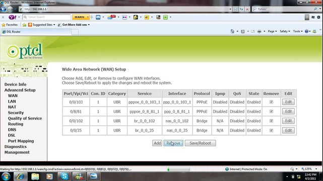 Ptcl Dsl Modem An1020 Setting