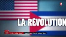 Américains et Cubains, des relations jalonnées de crises diplomatiques et militaires