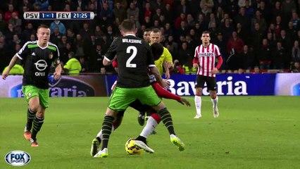 17-12-2014 Samenvatting PSV - Feyenoord