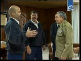 Emotivas imágenes de la llegada a Cuba de héroes antiterroristas presos en EEUU