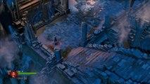 Lara Croft and the Temple of Osiris - Gameplay : Le Tombeau de l'Architecte