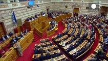 Перша спроба: грецький парламент не зміг обрати президента
