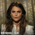 Dawn of the Planet of the Apes _ Keri Russell _ Interview Teaser