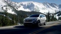 2014 Hyundai Santa FE Limited Design