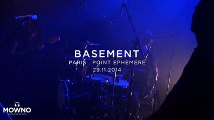 BASEMENT - Mind Your Head #13 - Live in Paris