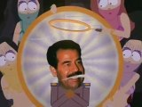 Saddam Hussein dans « South Park, le film »