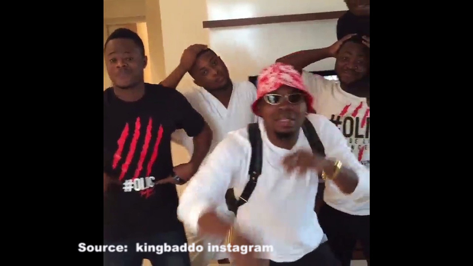 Olamide freestyles with his goons - puls etv uncut