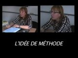 L'idée de méthode, Evelyne OLÉON