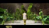Epic 3D _ Josh Hutcherson _ Character Spot