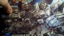 Unboxing 1/144 HGBF Gundam Ez-SR