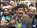 Father of a student who died in Peshawar Army Public School  attack